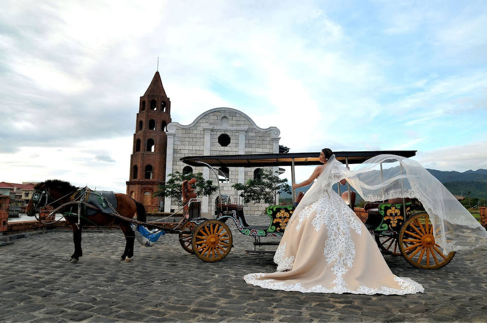 Outdoor Wedding Area, Las Casas Filipinas de Acuzar