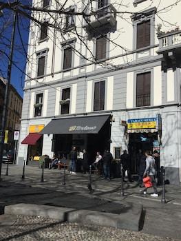 Via Mercato 24, Milan, Italy.