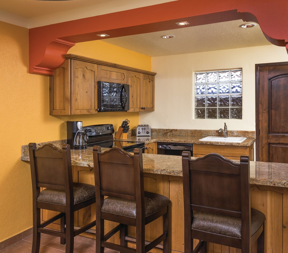 Private Kitchen, WorldMark Coral Baja