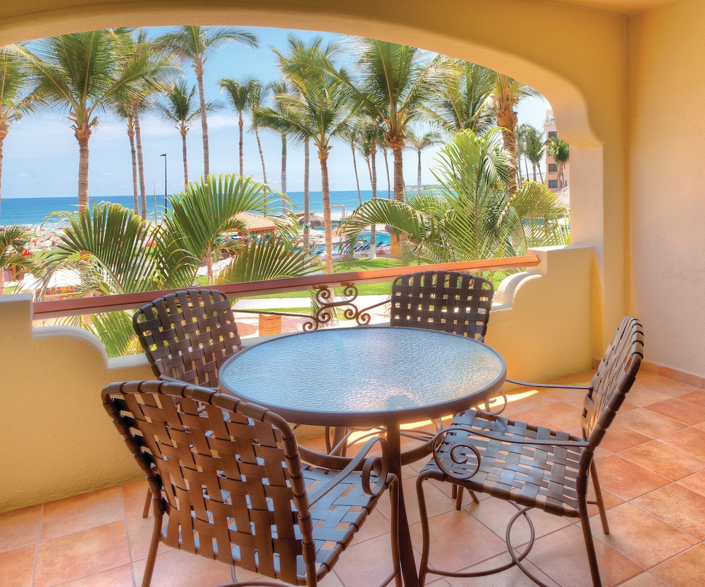 Balcony View, WorldMark Coral Baja