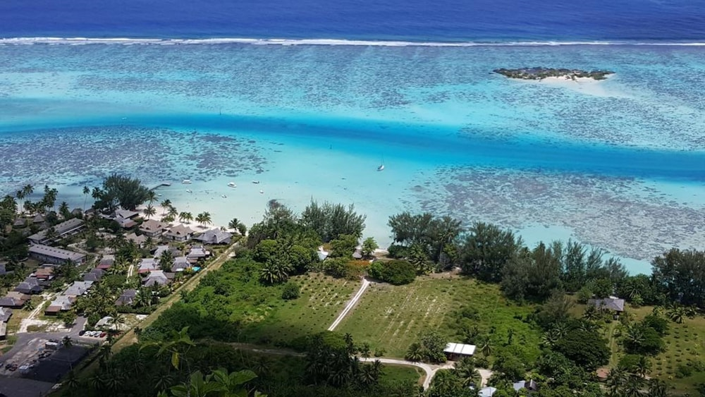 Residence Moorea Sunset Beach In Moorea Maiao Hotel Rates