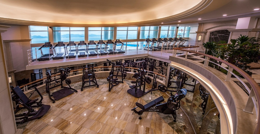 Fitness Facility, The Ocean Hotel