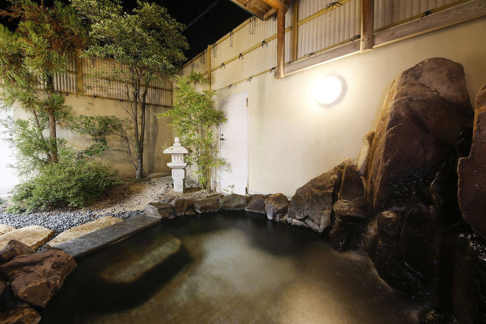 Outdoor Spa Tub, Ako Park Hotel