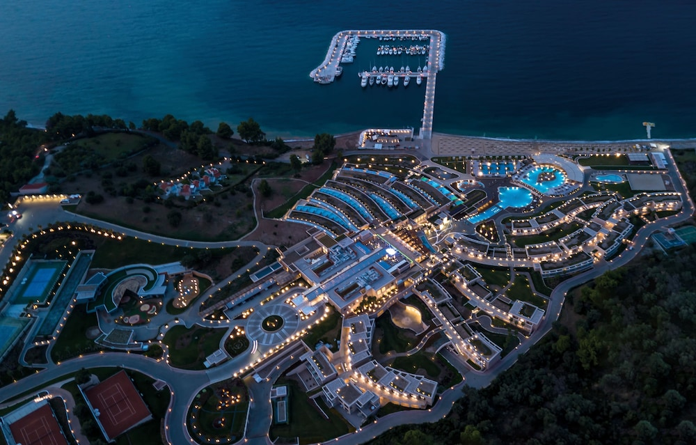 Aerial View, Miraggio Thermal Spa Resort