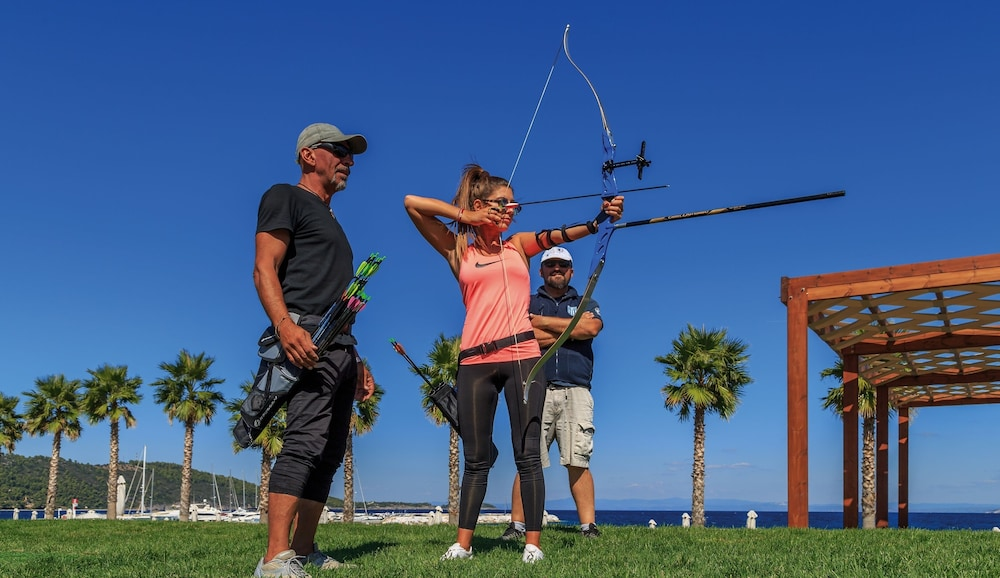 Archery, Miraggio Thermal Spa Resort