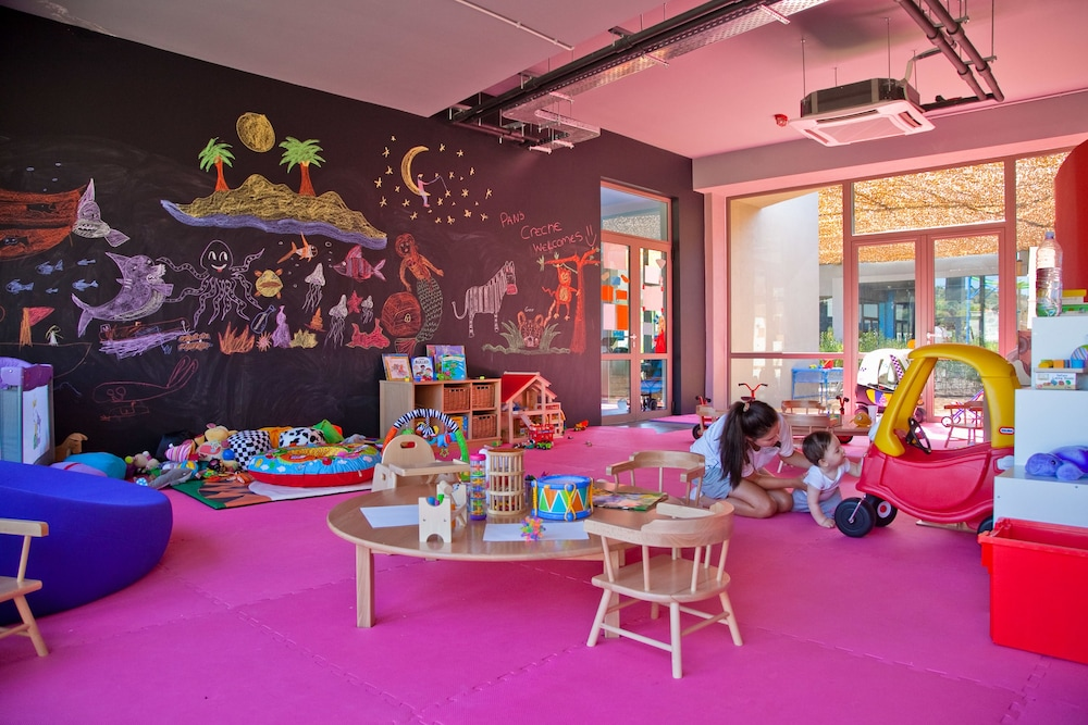 Children's Play Area - Indoor, Miraggio Thermal Spa Resort