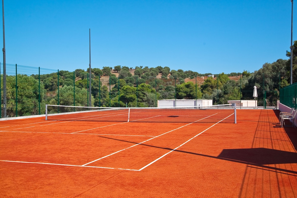 Tennis Court, Miraggio Thermal Spa Resort