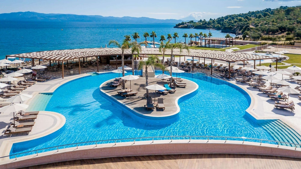Outdoor Pool, Miraggio Thermal Spa Resort