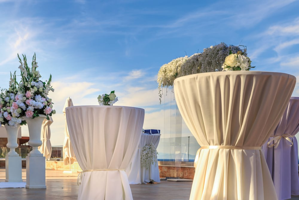 Outdoor Wedding Area, Miraggio Thermal Spa Resort