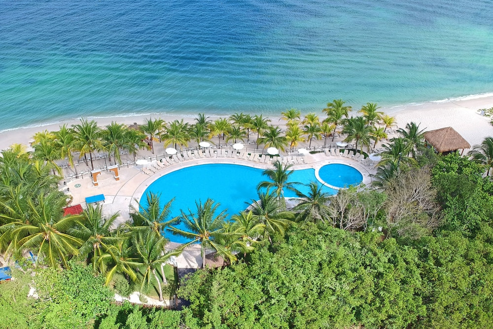 Aerial View, Royal Level at Occidental Cozumel - All Inclusive