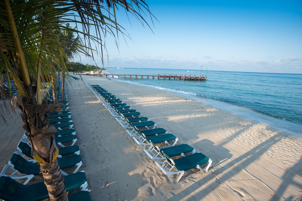 Beach, Royal Level at Occidental Cozumel - All Inclusive