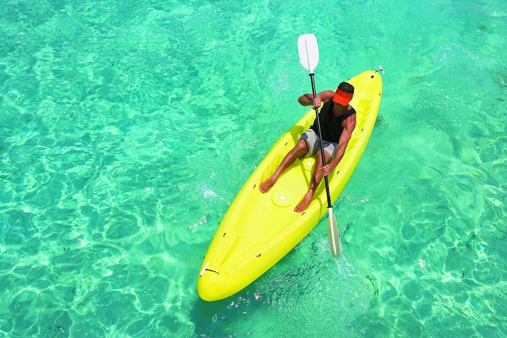 Kayaking, Royal Level at Occidental Cozumel - All Inclusive