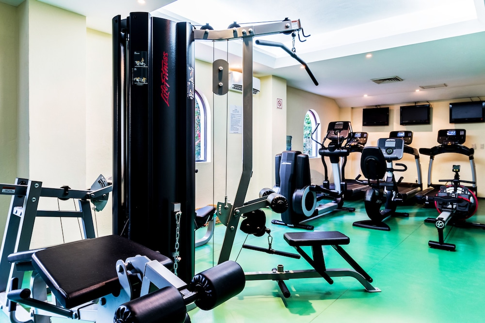 Gym, Royal Level at Occidental Cozumel - All Inclusive