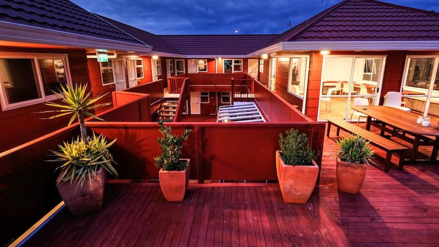 Haka Lodge Taupo - Hostel