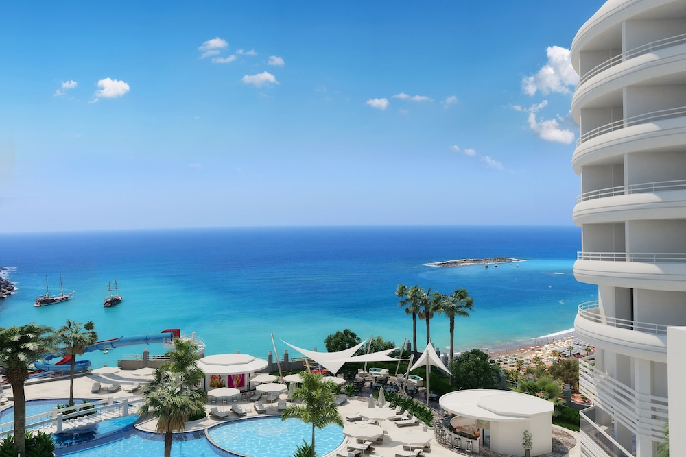 View from Property, Laguna Beach Alya Resort & SPA - All Inclusive
