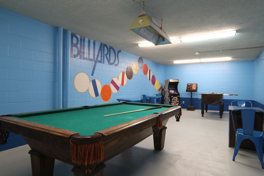 Billiards, Top of the Gulf by Resort Collection