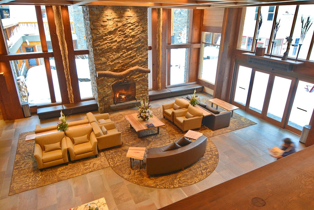 Lobby Sitting Area, Moose Hotel And Suites