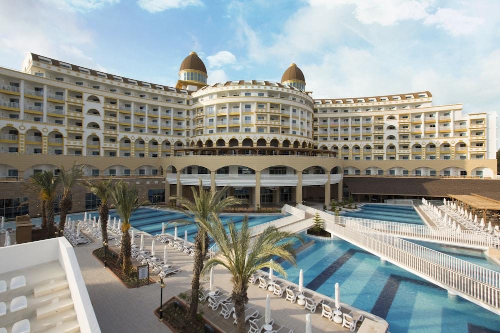 Kirman Hotels Sidemarin Beach Spa Bewertungen