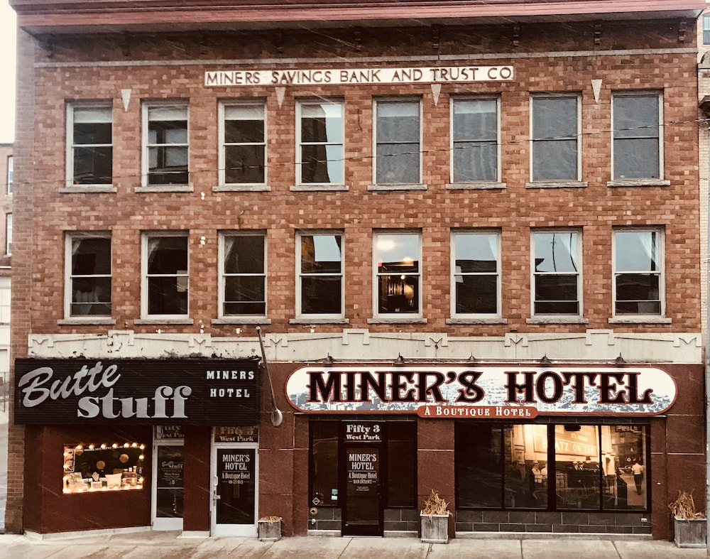 Exterior, The Miner's Boutique Hotel