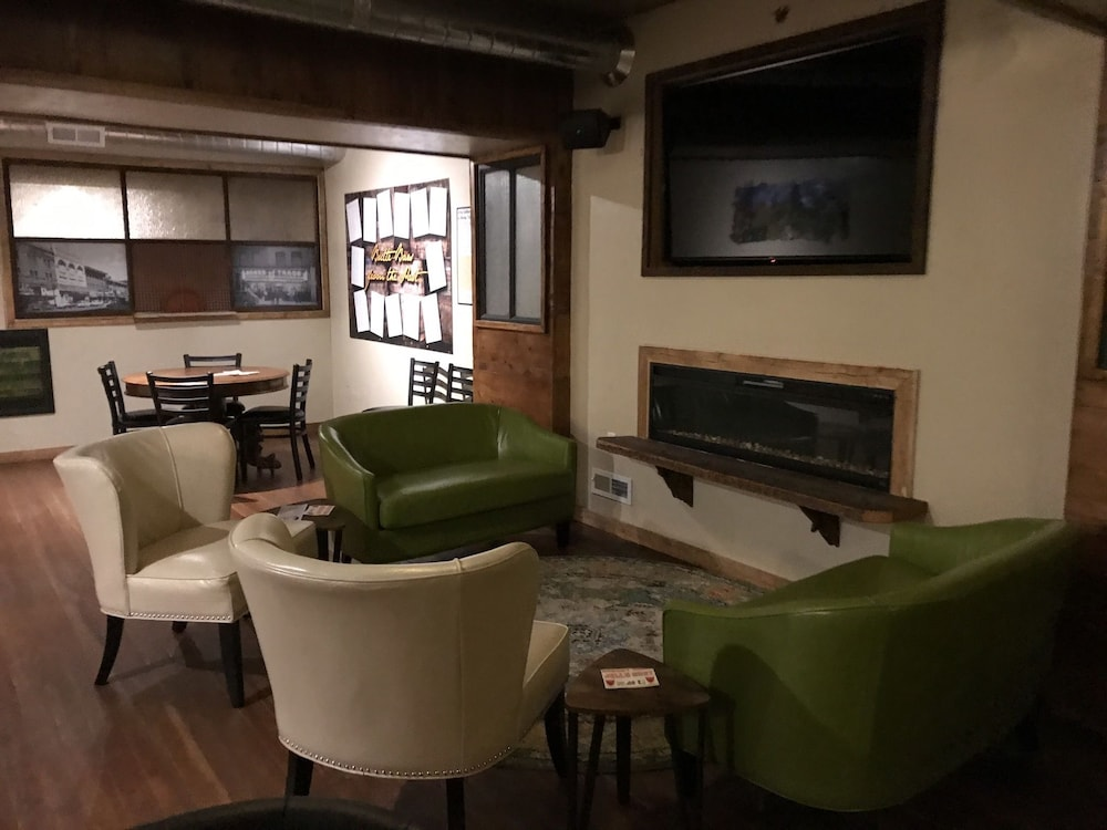 Lounge, The Miner's Boutique Hotel