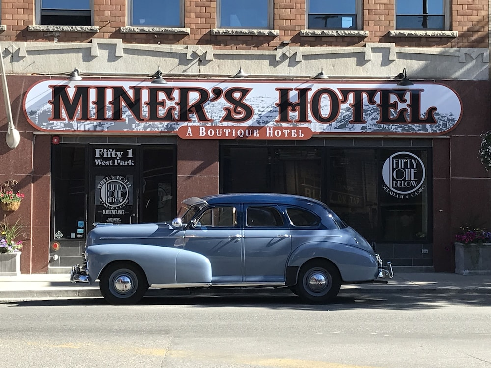 Featured Image, The Miner's Boutique Hotel