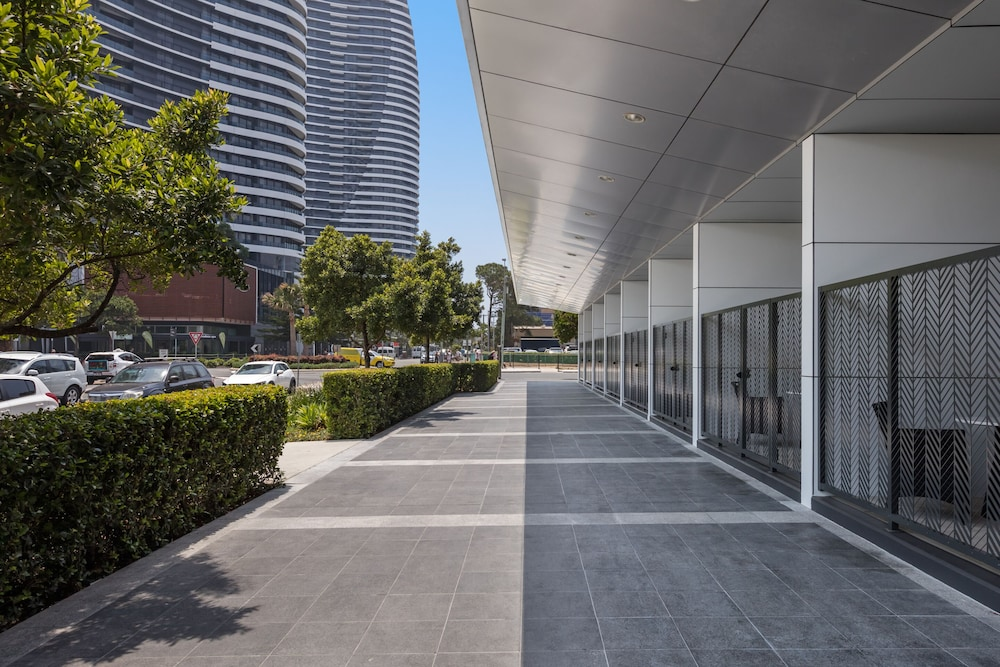 Terrace/Patio, Meriton Suites Broadbeach, Gold Coast