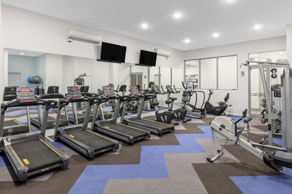 Fitness Facility, Meriton Suites Broadbeach, Gold Coast