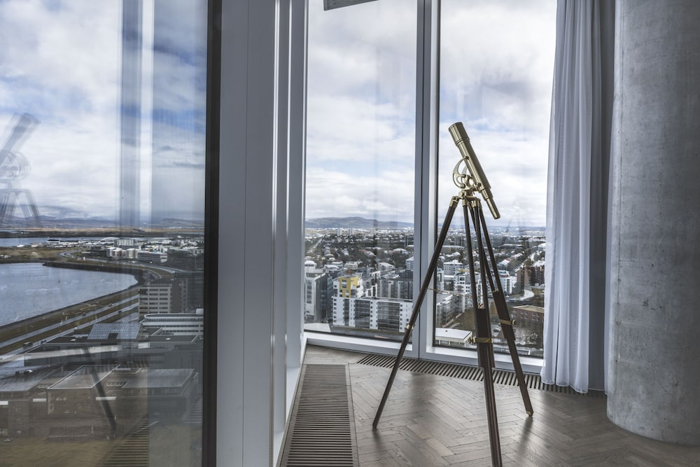 Room, Tower Suites Reykjavik