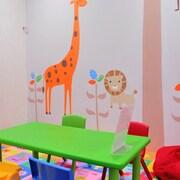 Tempat Bermain Anak - Dalam Ruangan