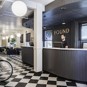 Boston Fenway Inn by FOUND