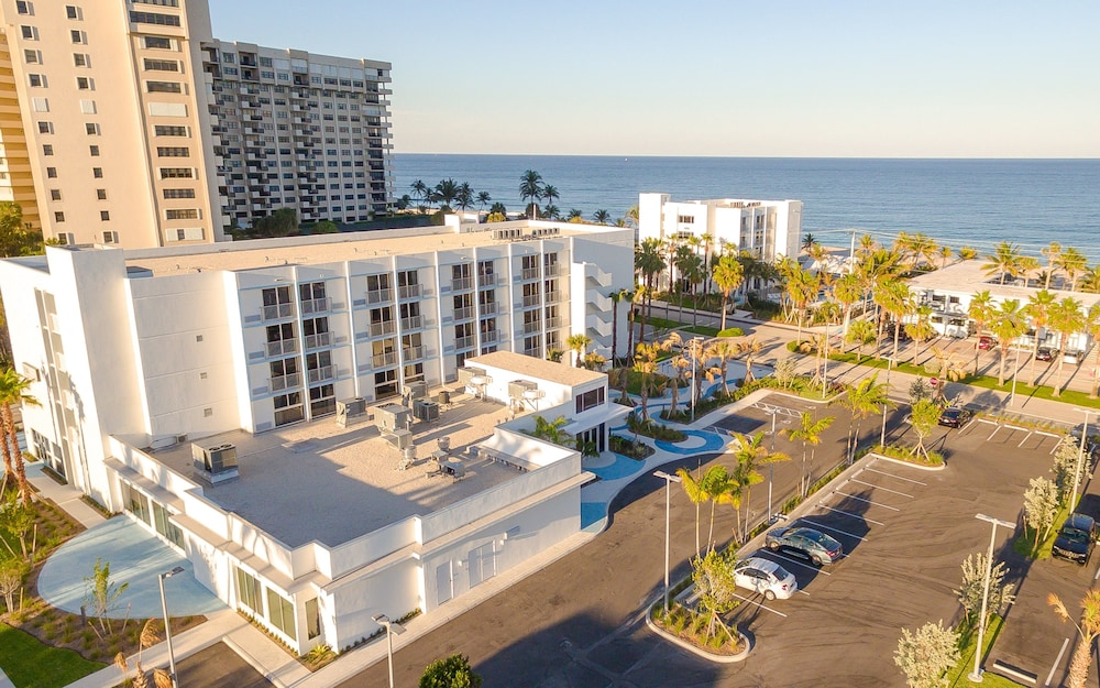 Hotel Plunge Beach Fort Lauderdale