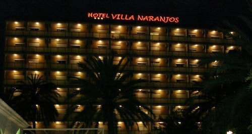 Front of Property - Evening/Night, Hotel Villa Naranjos