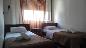 Free cribs/infant beds, free WiFi, bed sheets