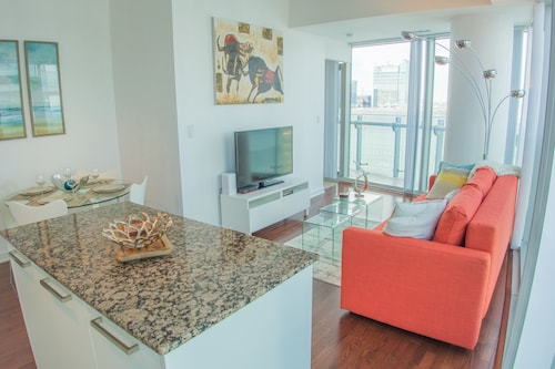 Check Expedia for Availability of AOC Suites - High-Rise Condo - CN Tower / Lake View