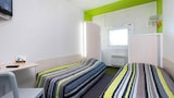 hotelF1 Aulnay le Blanc Mesnil Garonor A3 - Aulnay-sous-Bois Hotels