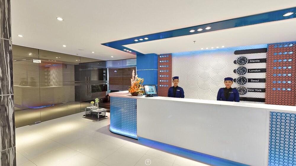 Hotels Quezon City Family Room