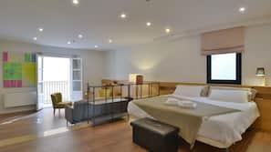 Hochwertige Bettwaren, Zimmersafe, schallisolierte Zimmer