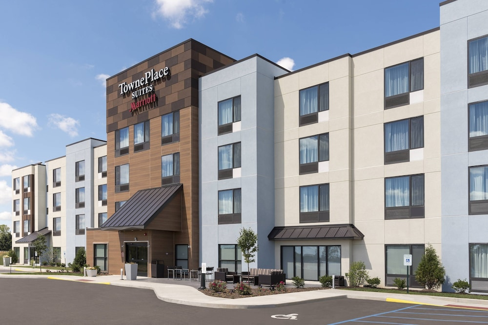 Exterior, TownePlace Suites by Marriott Mansfield