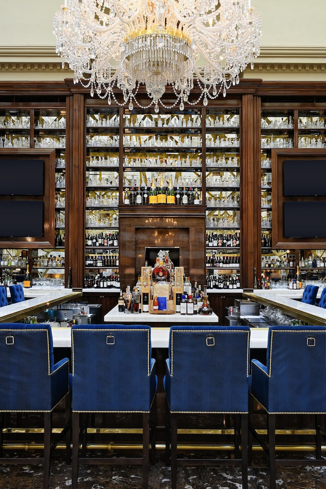 Bar, Trump International Hotel Washington DC