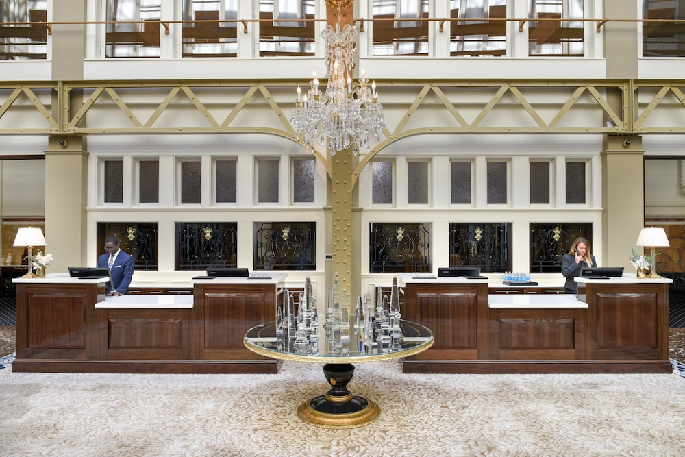 Reception, Trump International Hotel Washington DC