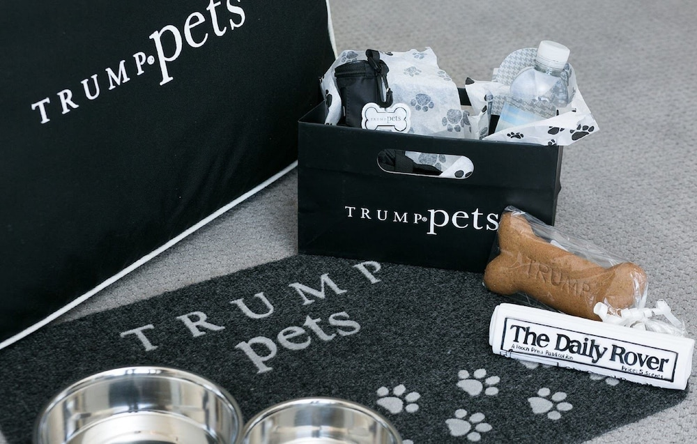 Pet-Friendly, Trump International Hotel Washington DC