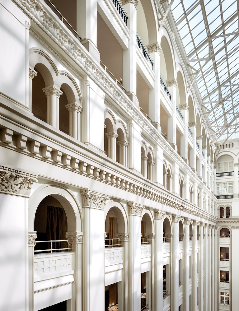 Interior, Trump International Hotel Washington DC