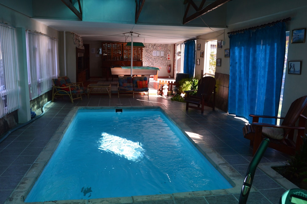 Indoor Pool, Fisherhaven Traveller's Lodge