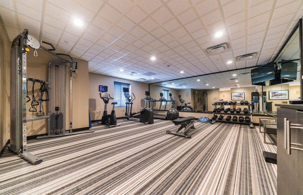 Fitness Facility, Candlewood Suites Fairbanks, an IHG Hotel