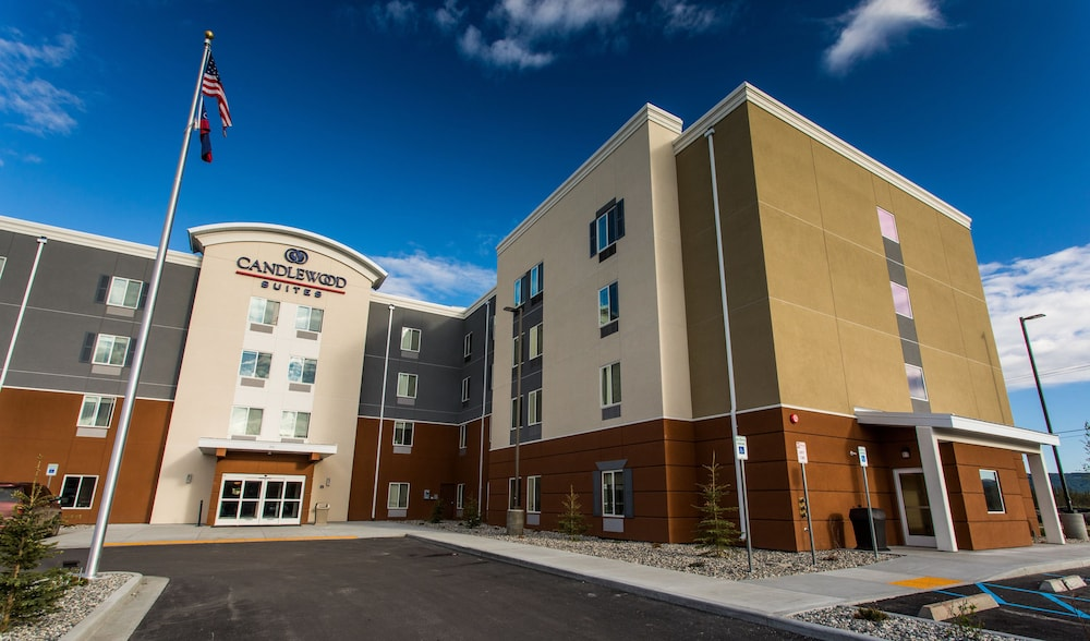 Exterior, Candlewood Suites Fairbanks, an IHG Hotel