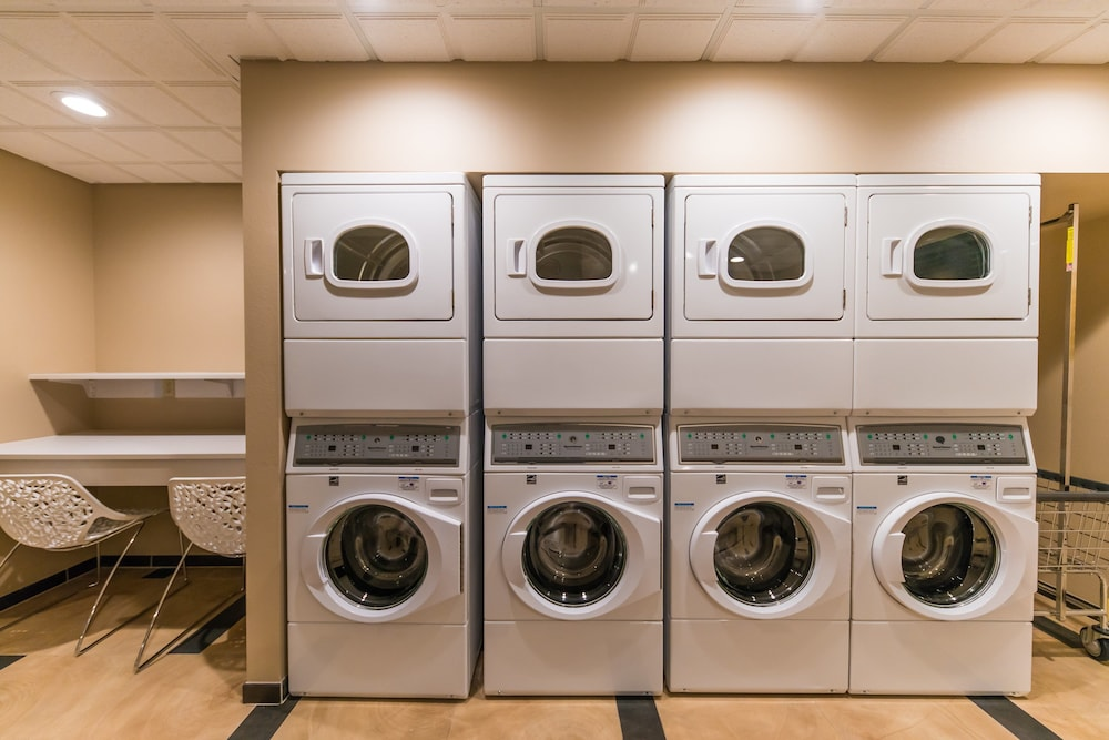 Laundry, Candlewood Suites Fairbanks, an IHG Hotel