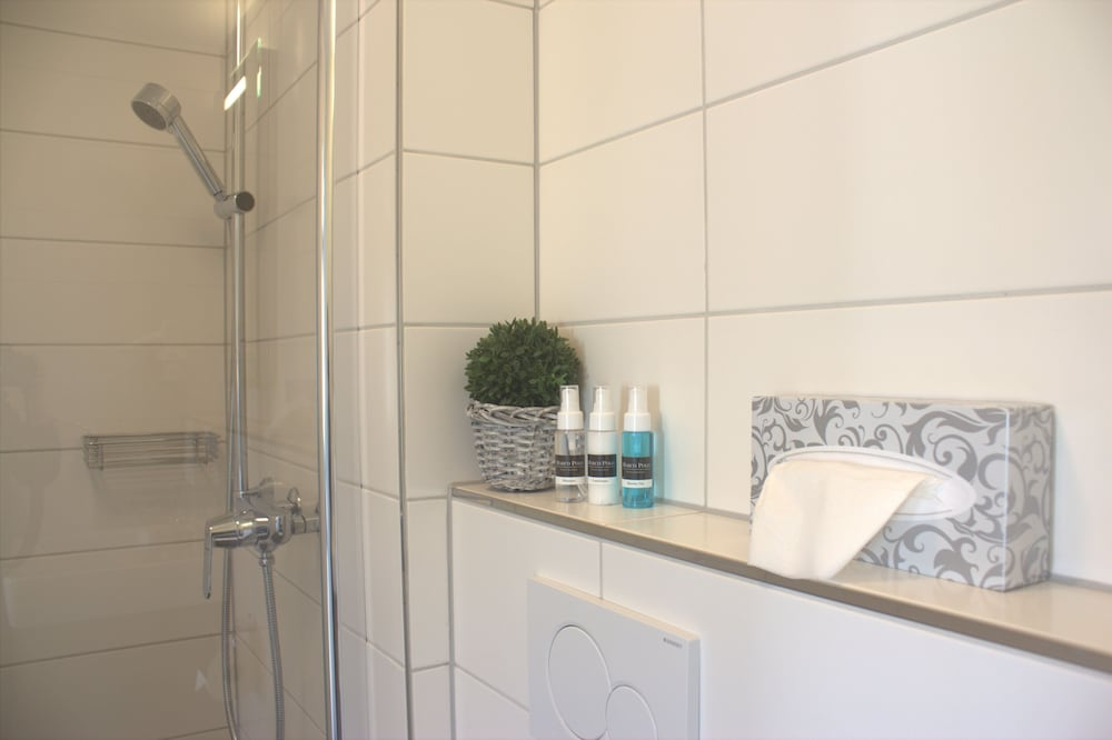 Bathroom Amenities, Marco Polo Business Apartments - Wohlen