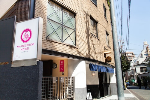 NADESHIKO HOTEL SHIBUYA - Caters to Women