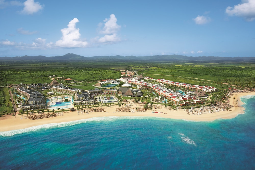 Aerial View, Now Onyx Punta Cana All Inclusive