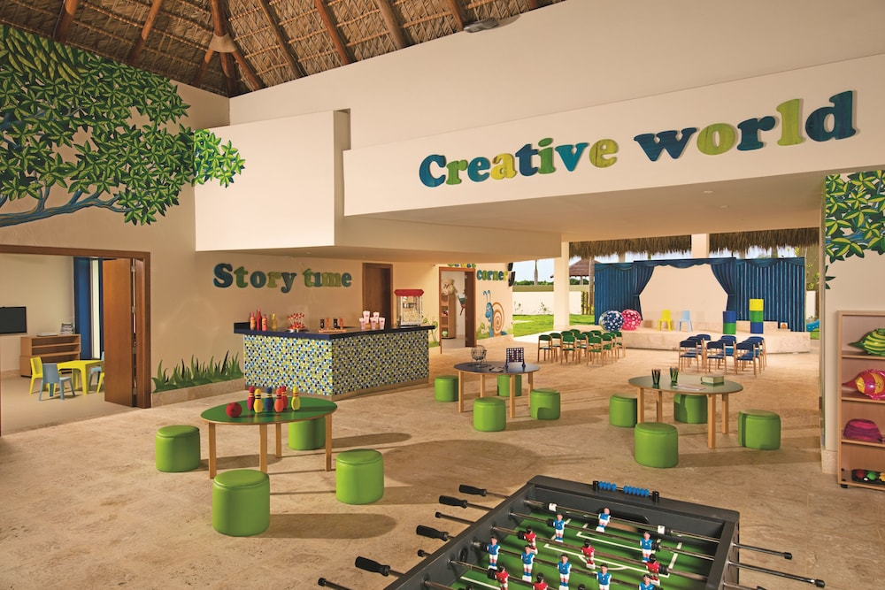 Children's Area, Now Onyx Punta Cana All Inclusive